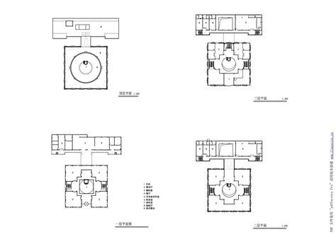 Drawing Plans gallery of dingli sculpture art museum atr atelier 25
