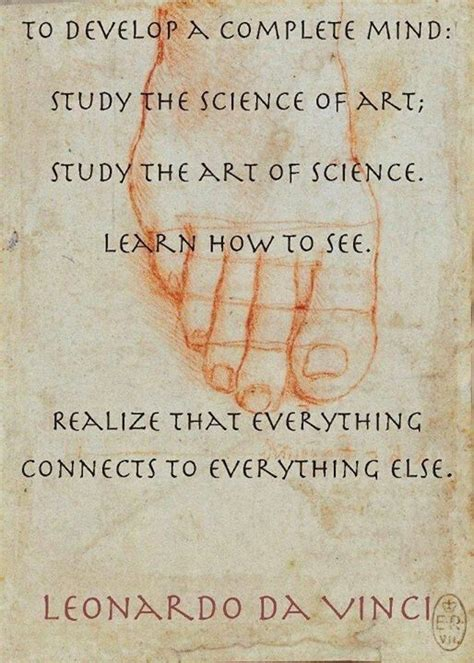 leonardo da vinci bio poem da vinci everything quote quotes and poems pinterest
