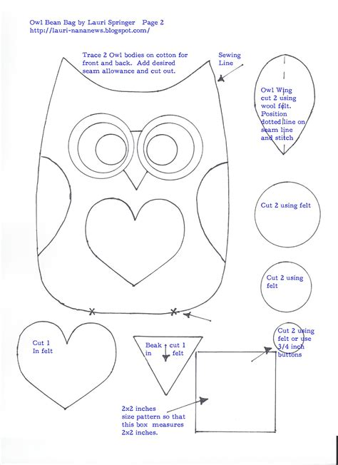 free printable owl pattern template search results for printable owl applique patterns