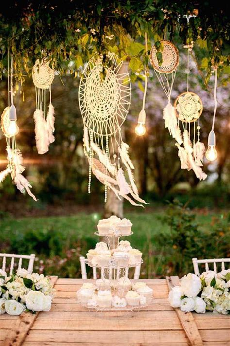 Encantador  Ideas Originales Para Fiestas De Cumpleanos Adultos #3: Dream-Catcher-Wedding-Decor-Ideas.jpg