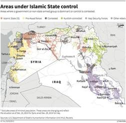 Iraq And Syria Map by Here S How Isis Is Preventing Civilians From Leaving Its