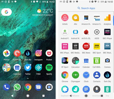 Android Nougat Vs Oreo by Android Nougat Vs Android Oreo What S The Difference