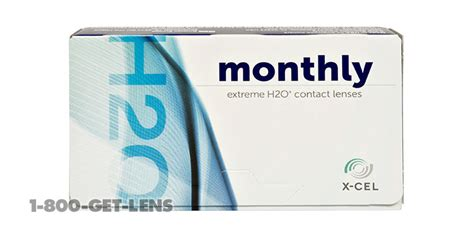 most comfortable monthly contact lenses 1 800 get lens 174 monthly disposable contacts
