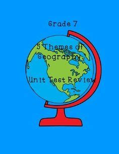 5 themes of geography ontario grade 7 geography ontario curriculum physical patterns