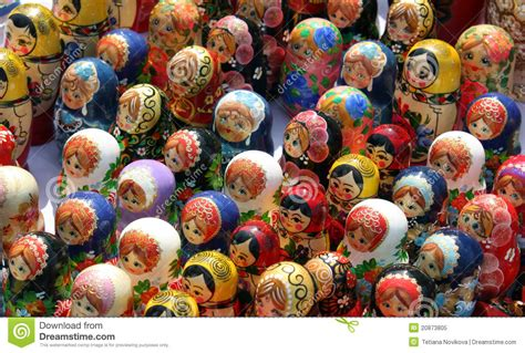 traditional russian gifts traditional russian souvenirs royalty free stock photo