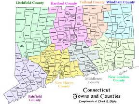 map of counties and cities connecticut county map area county map regional city