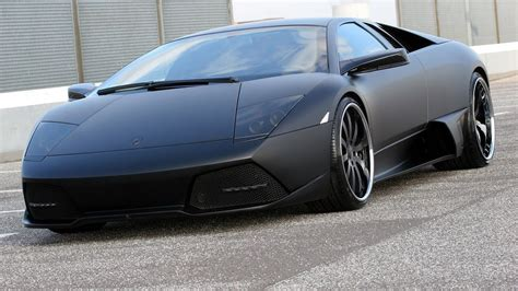 matte black matte black lamborghini aventador hd wallpaper the wallpaper database