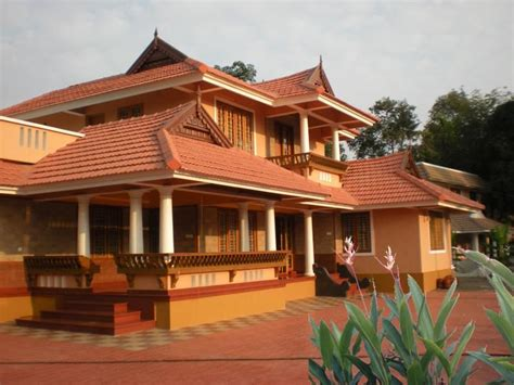 design center kochi traditional kerala house elevations designs plans