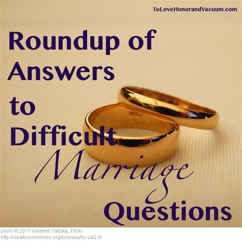 94 percent answers marriage