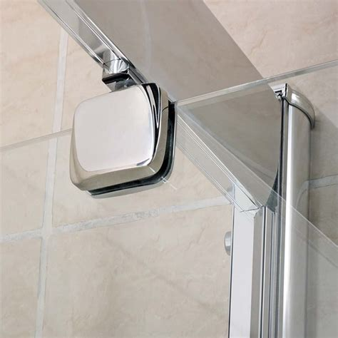 Pivot Hinge Shower Door Bifold Pivot Hinge Sliding Room Shower Door Enclosure Glass Screen Cubicle Ebay