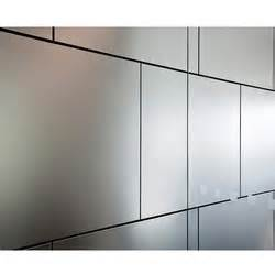 Metal wall panels have conducted the interior space allocations for