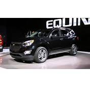 All New 2018 Equinox Exterior Photos Chevrolet  2017