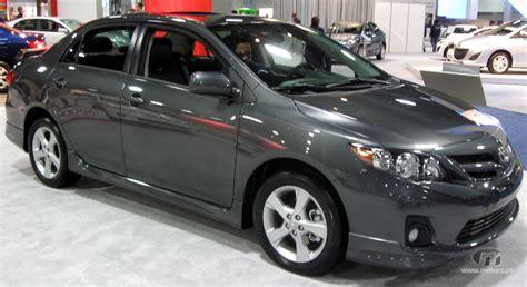 Toyota Corolla 2012 Price 2012 Toyota Corolla Photos Informations Articles