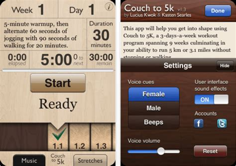 couch to 5k audio updated best apps to help you get fit new year s