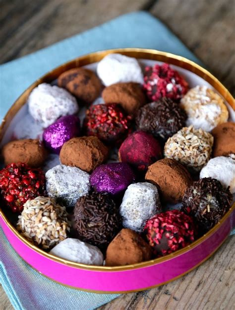 Handmade Truffles Recipe - 25 best ideas about handmade chocolates on