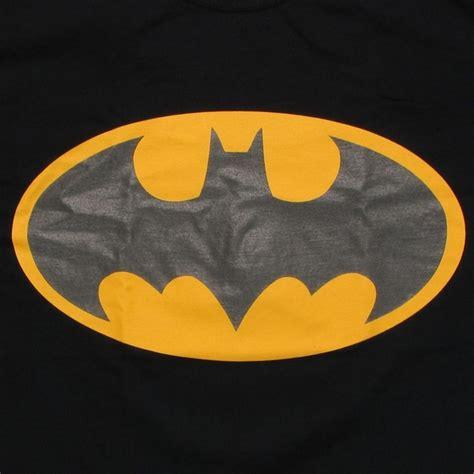Kaos Logo Batman Glow In The batman glow logo t shirt