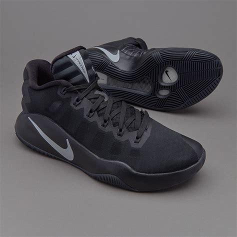 Sepatu Basket Hyperdunk sepatu basket nike hyperdunk 2016 low black