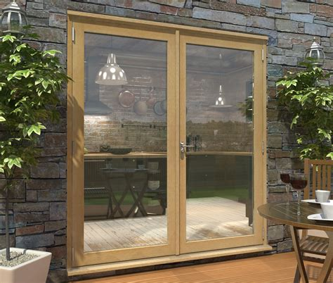 pin  bsocouk    french doors treated timber