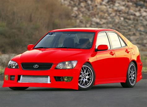 lexus is300 tuner lexus is300 virtual tuning by nsdrift on deviantart