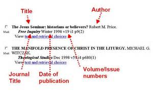 citing journal article apa style