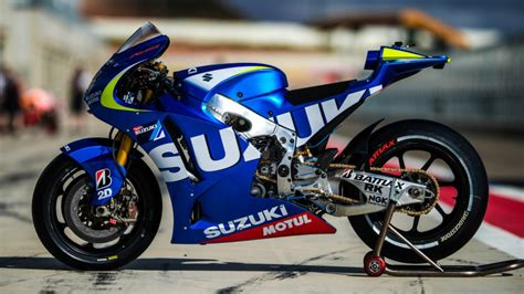 Suzuki Motogp Suzuki Returns To Motogp In 2015 With Aleix Espargaro And