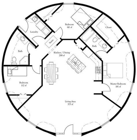 dome house floor plans 21 best images about house plans on pinterest house plans home design and courtyard