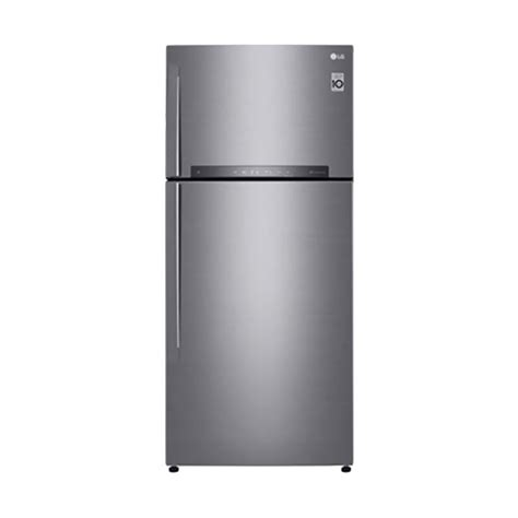 Kulkas Lg Refrigerator 2 Pintu jual lg gnh602hlhu big 2 door refrigerator kulkas