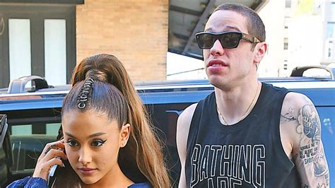 pete davidson video pete davidson reveals he has thought about his father