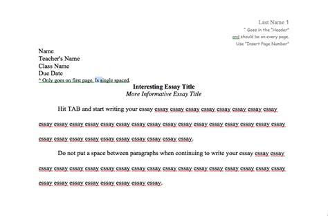 Correct Essay Format by Proper Essay Heading Format For College Paper Proper Essay Format 2 How To A College Ayucar