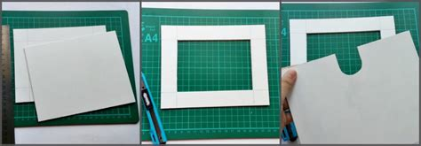 How To Make Paper Picture Frames - how to make a paper quilled photo frame paper crafts