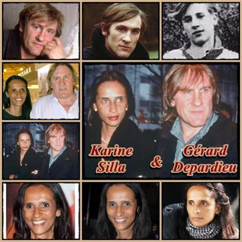 gerard depardieu helene bizot famille depardieu blog de starsoffamily