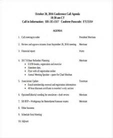 conference call meeting agenda template conference call agenda template pacq co