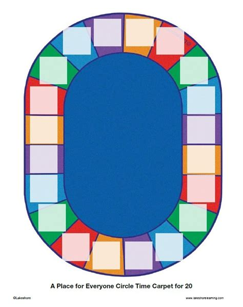 layout editor circle 18 best images about classroom rug seating on pinterest