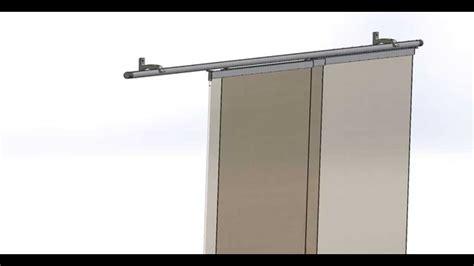 Ikea Picture Rail panneaux japonais 3 coulissants 1m70 secodir deco youtube