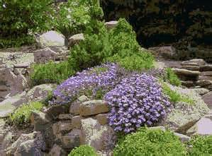 Simple Rock Garden Easy Rock Gardens
