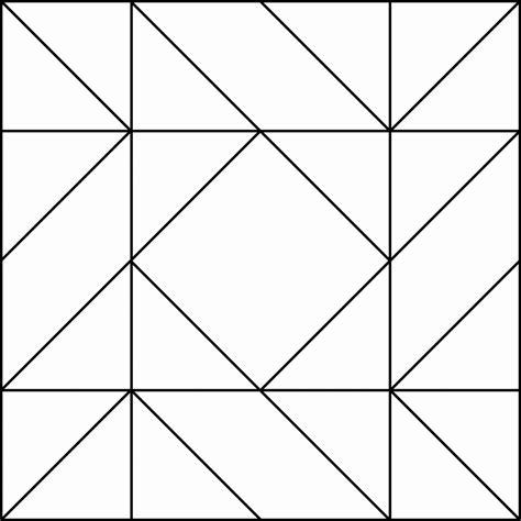 geometric pattern rotation geometric block pattern 52 clipart etc