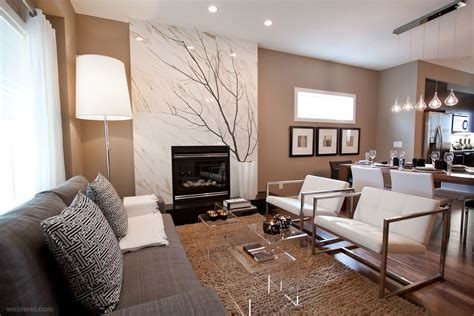 Livingroom Interior by Modern Living Room Calgary Best Interior Design 24