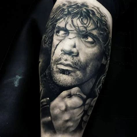rob tattoo amazing of thrones tattoos