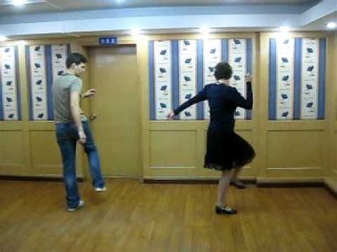 Lindy Hop Swing Dancing Footwork Variations Including