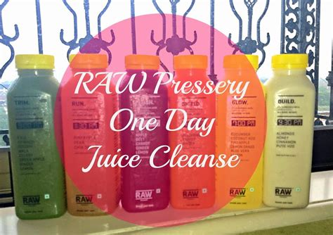 One Day Detox Cleanse Drink by Pressery One Day Juice Cleanse A Nutritious Way To