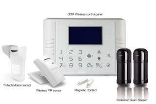 Alarm Keamanan sistem keamanan alarm