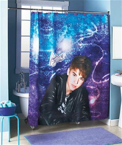 Justin Bieber In Shower by Bathroom Sets Justin Bieber And Shower Curtains On