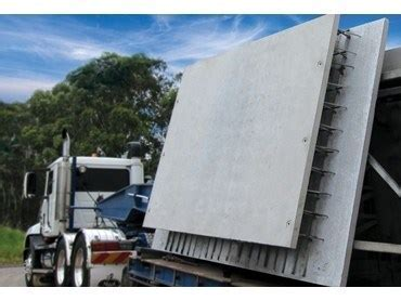 New Double Wall, prefabricated precast concrete panel from
