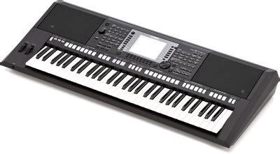 Alat Musik Keyboard Casio yamaha psr s950 image 813555 audiofanzine