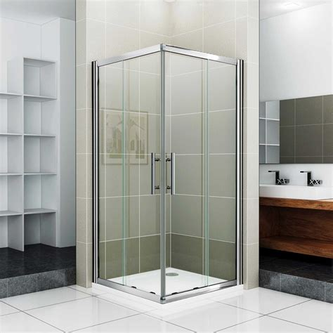 corner shower sliding door hsr02 90020 corner shower enclosure entry high sliding
