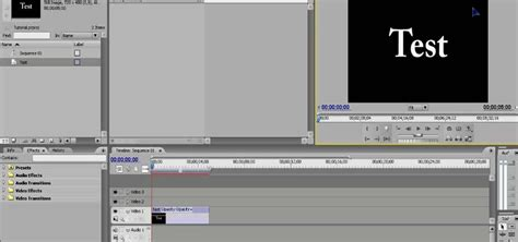 Adobe Premiere Pro Uses | how to make basic titles using adobe premiere pro cs3