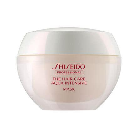 Shoo Shiseido Professional shiseido professional aqua intensive mask shunji matsuo