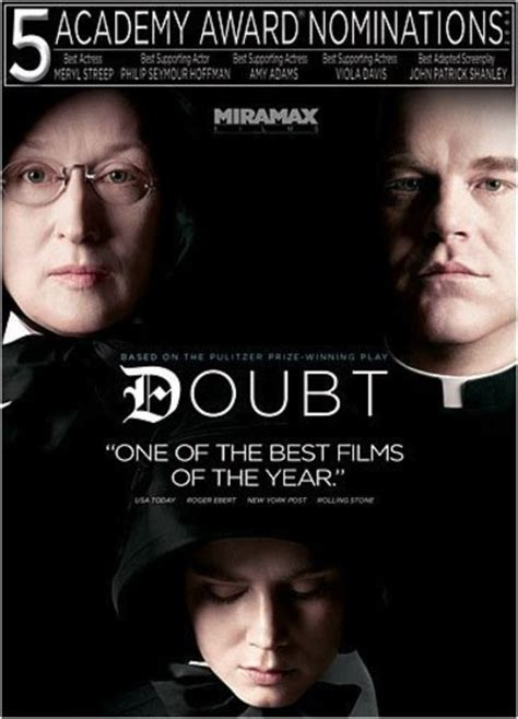 themes in the film doubt gallery doubt doubt poster