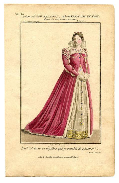 instant art printable pink queen opera costume