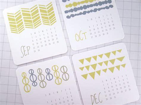 design milk modern calendars the best 2013 modern calendars design milk